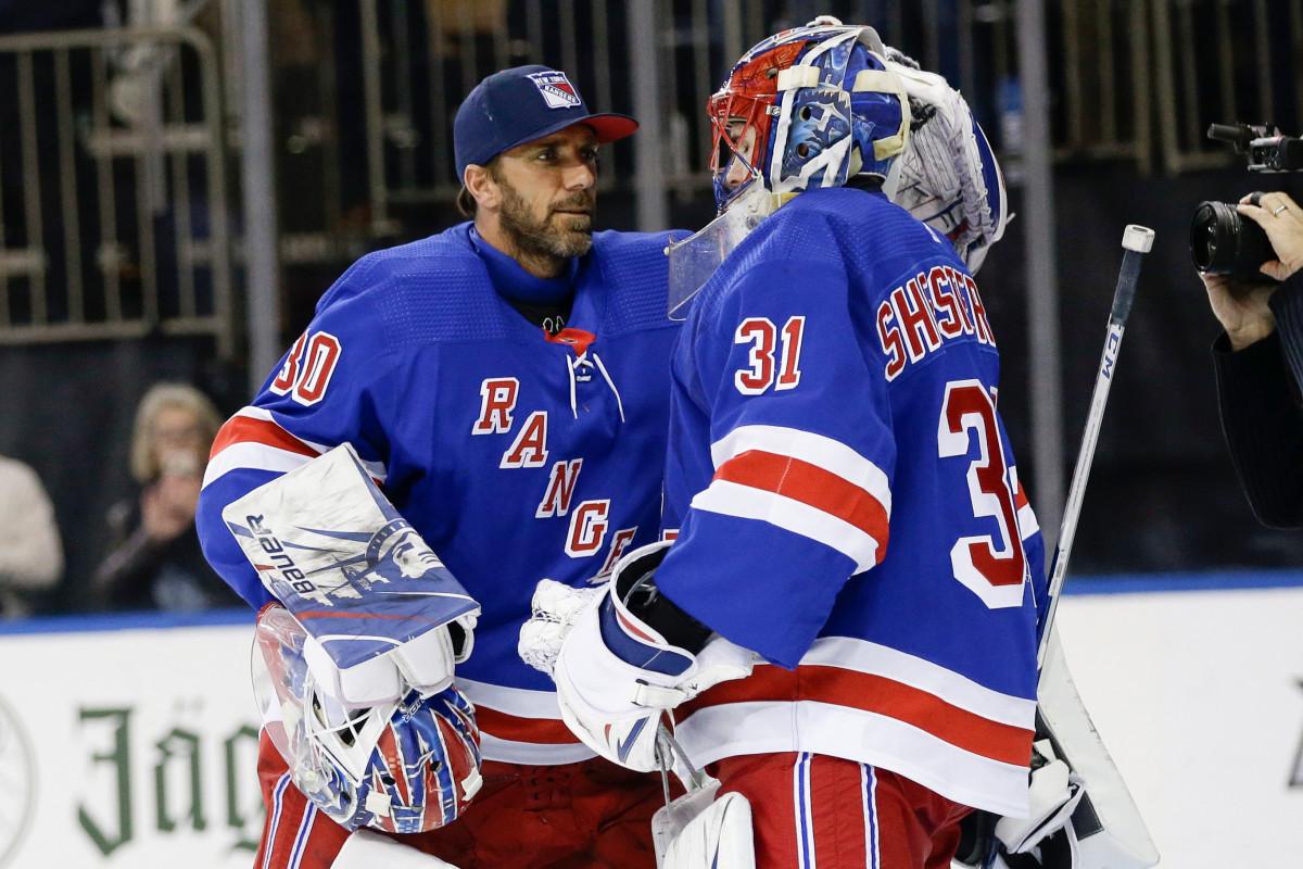 Rangers shouldn't dismiss a Henrik Lundqvist start