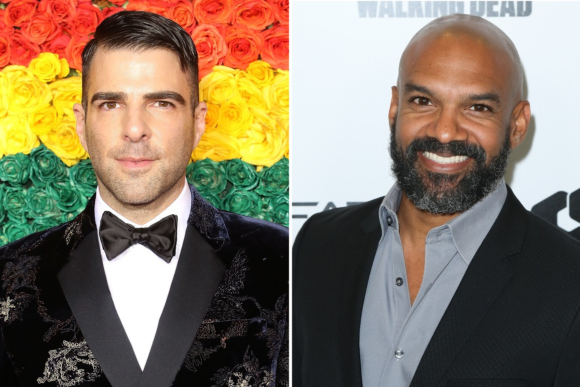 Robert Kirkman's Amazon Animated Series 'Invincible' Adds Zachary Quinto and Khary Payton to Cast