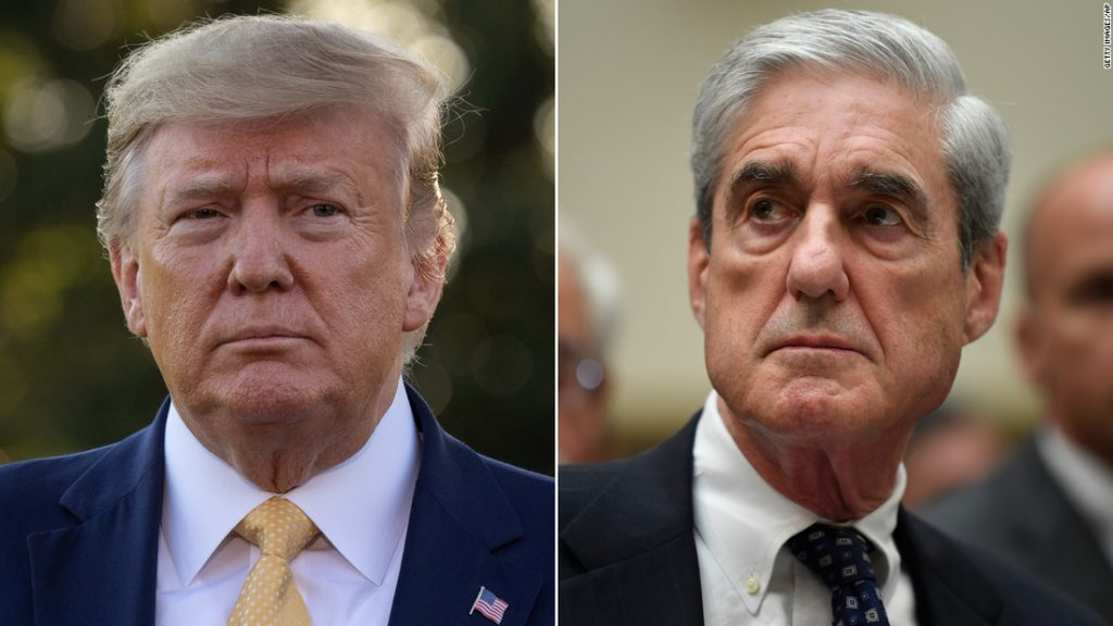Robert Mueller considered speaking up earlier against Trump and Barr's attacks, sources say