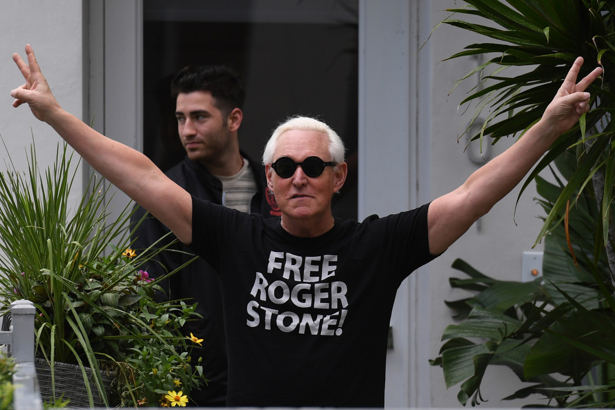 Roger Stone slams prosecution during interview with Fox's Hannity