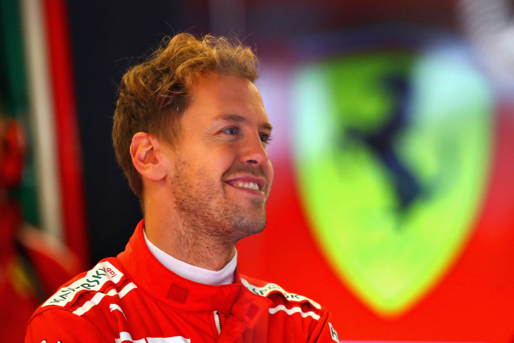 Sebastian Vettel mulls his future: 'Not feeling pressure to make my decision too quickly'