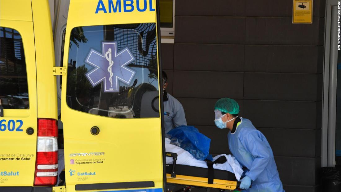 Spain coronavirus: Lockdown ordered for 200,000 in Lleida province