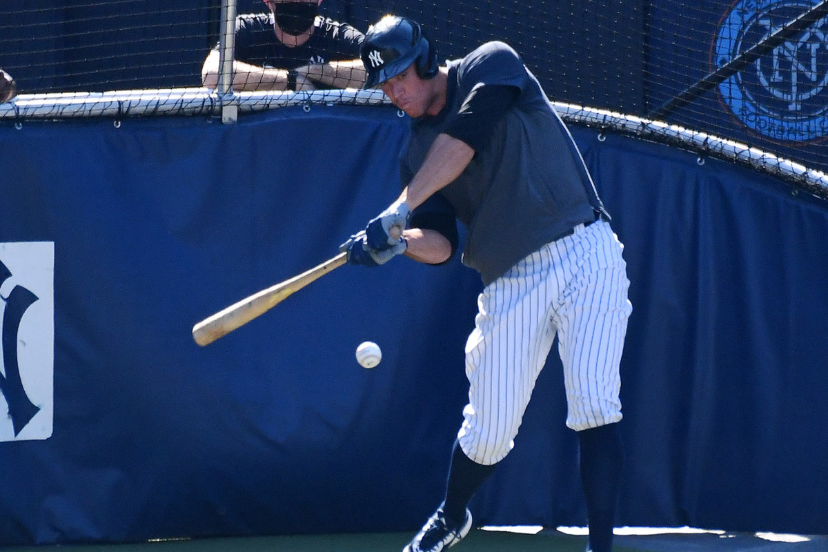 'Stiff' Aaron Judge misses another Yankees simulated game
