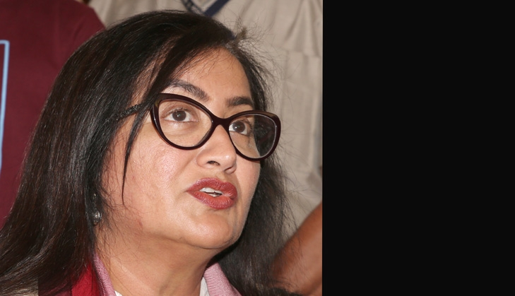 Sumalatha Ambareesh tests positive for coronavirus with mild symptoms