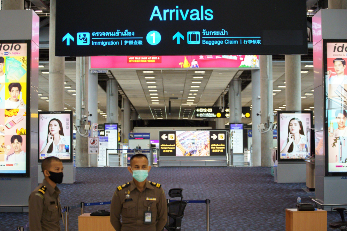 Thailand tightens borders over fears of second wave of coronavirus