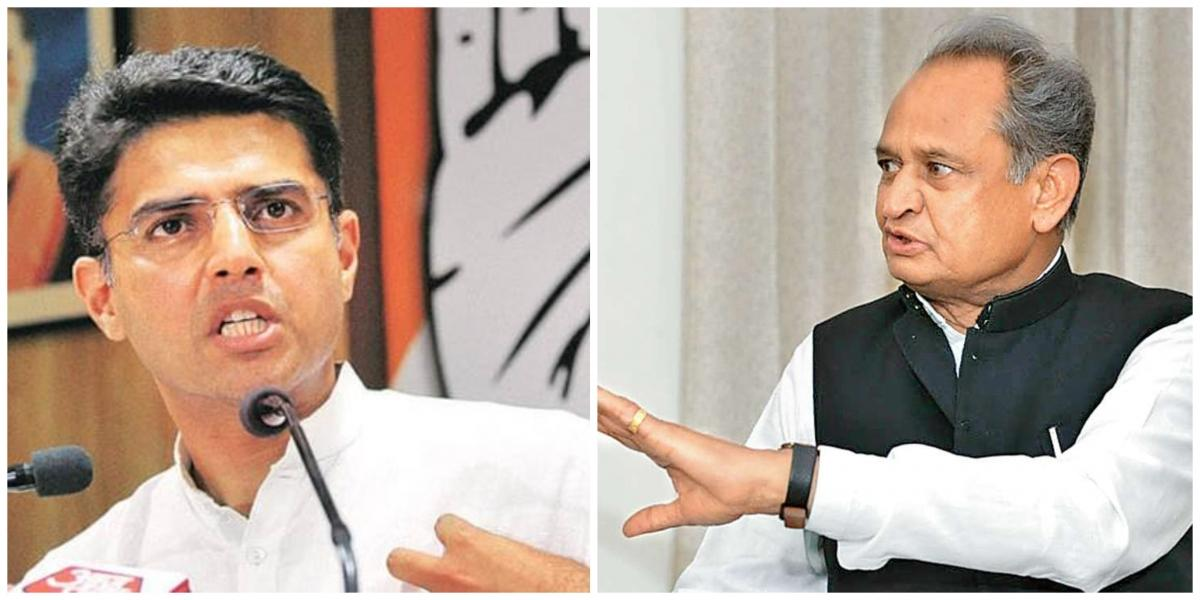 The Rajasthan war is on: Sachin Pilot says 30 MLAs with him; Gehlot Govt in trouble