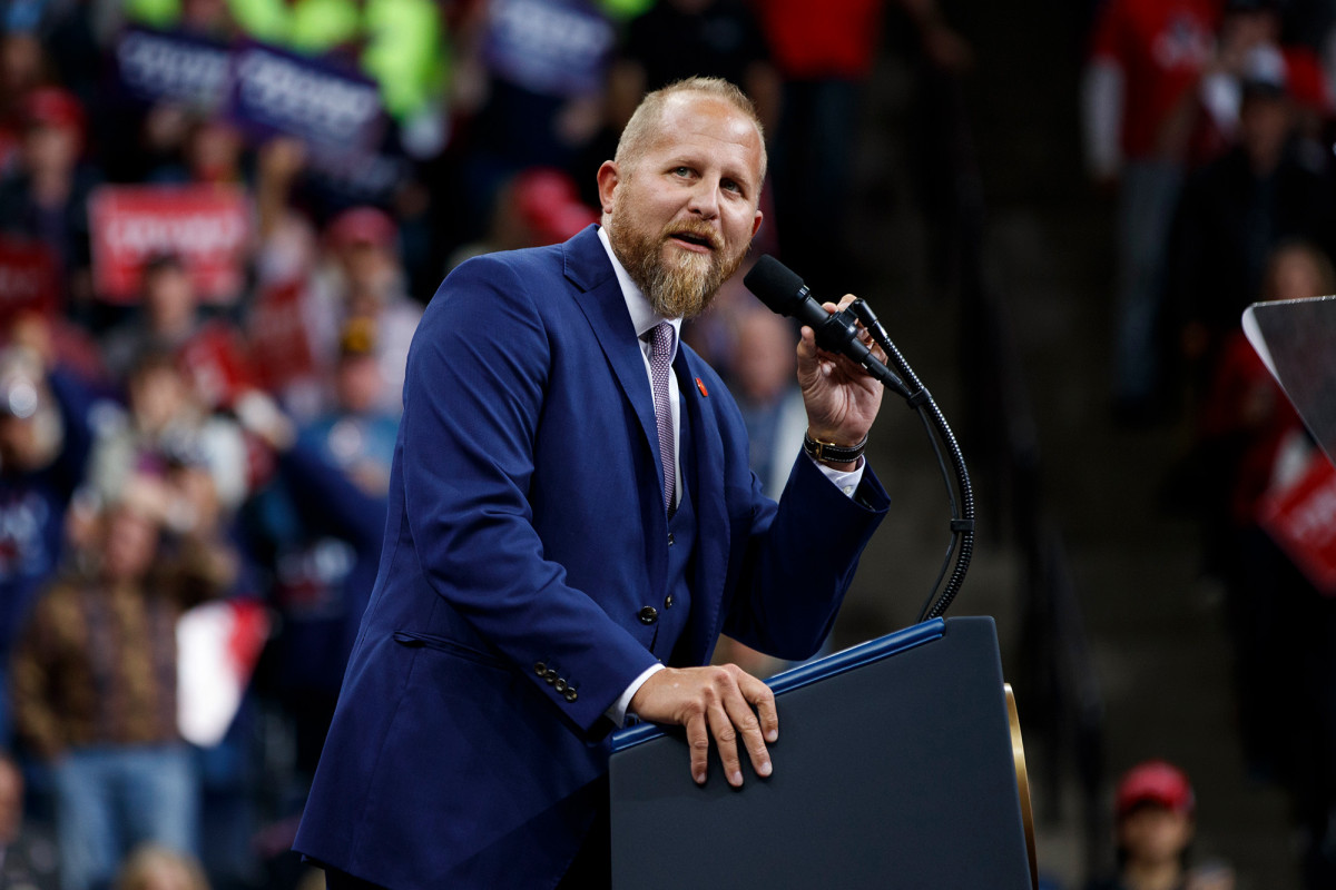 Trump demotes campaign manager Brad Parscale in shakeup