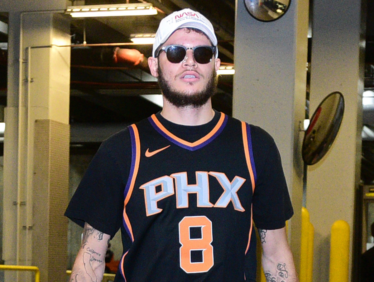 Tyler Johnson 'ecstatic' to finally be with the Nets