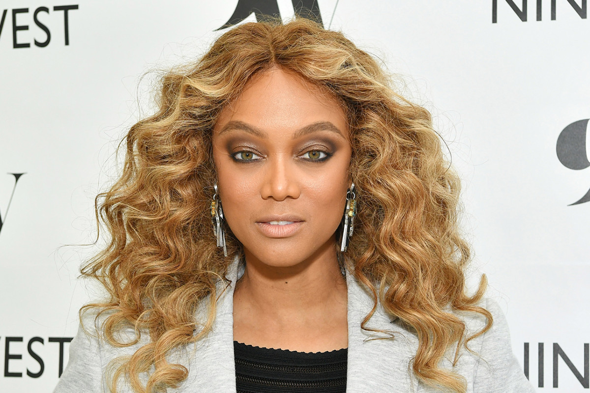 Tyra Banks Will Replace Tom Bergeron as Dancing with the Stars Host