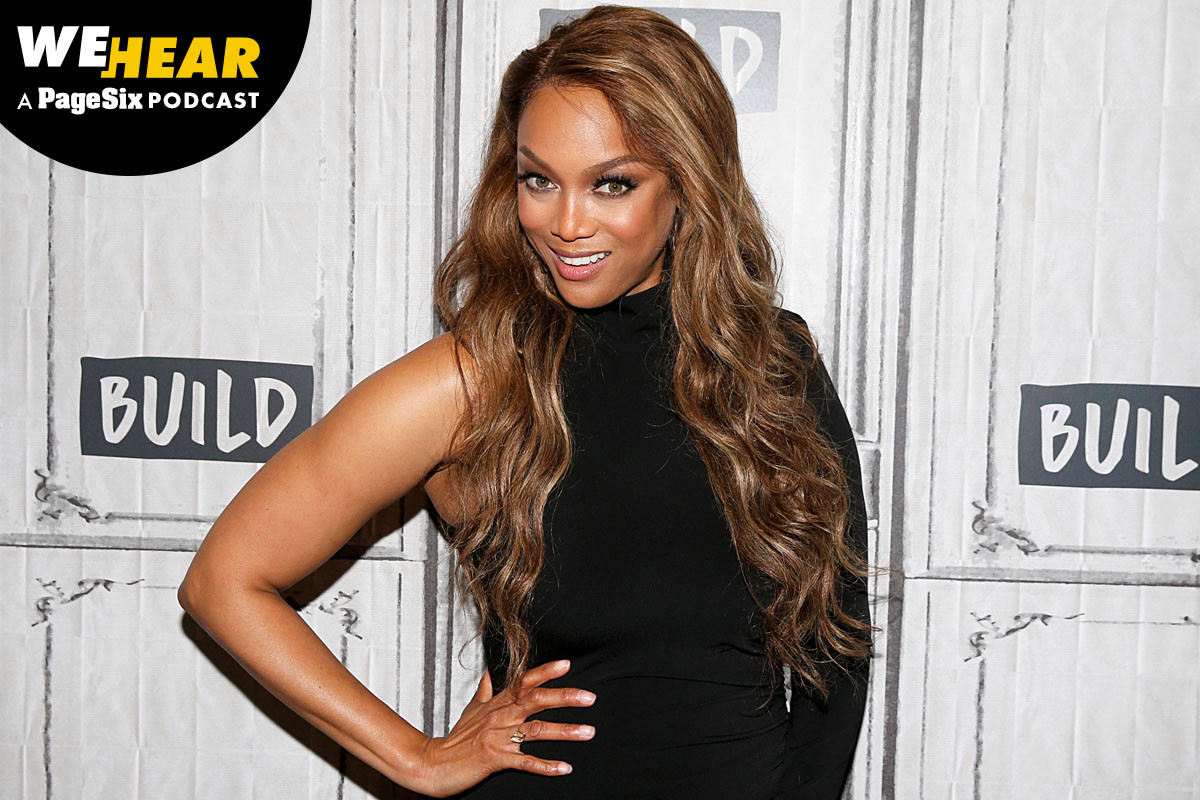 Tyra makes moves as the new 'DWTS' host