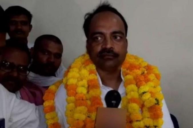 BJP MLA Ramesh Bind
