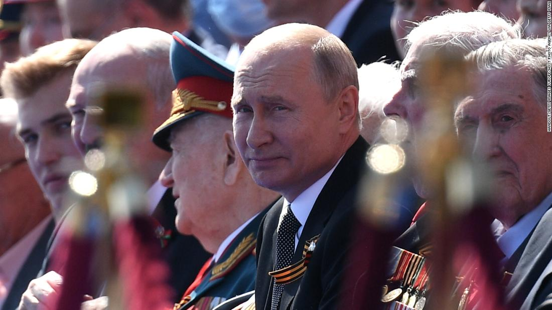 Vladimir Putin could rule Russia until 2036. He's already one of the world's longest-serving leaders