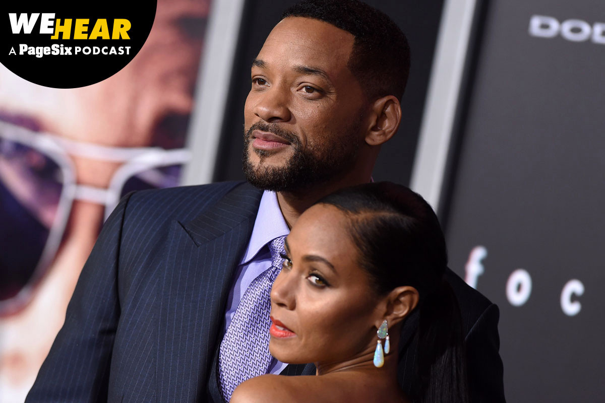 Were Will and Jada holding back during their 'Red Table Talk'?