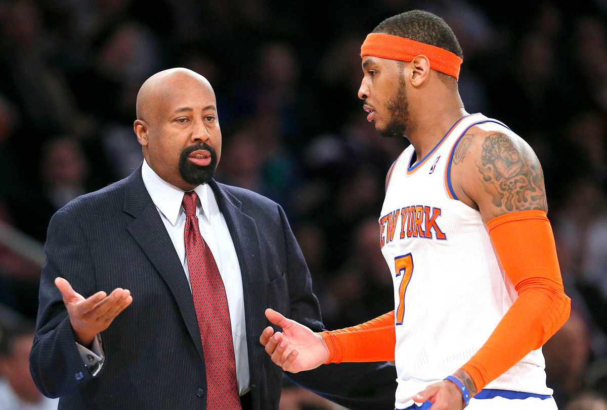 Why Mike Woodson may return to New York