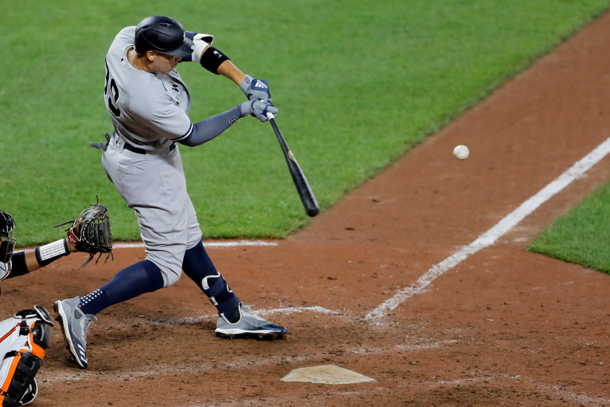 Yankees' Aaron Judge turns forgettable night into memorable one