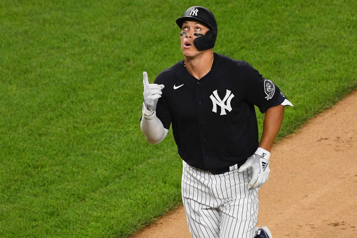Yankees put on a power show to dismantle Mets