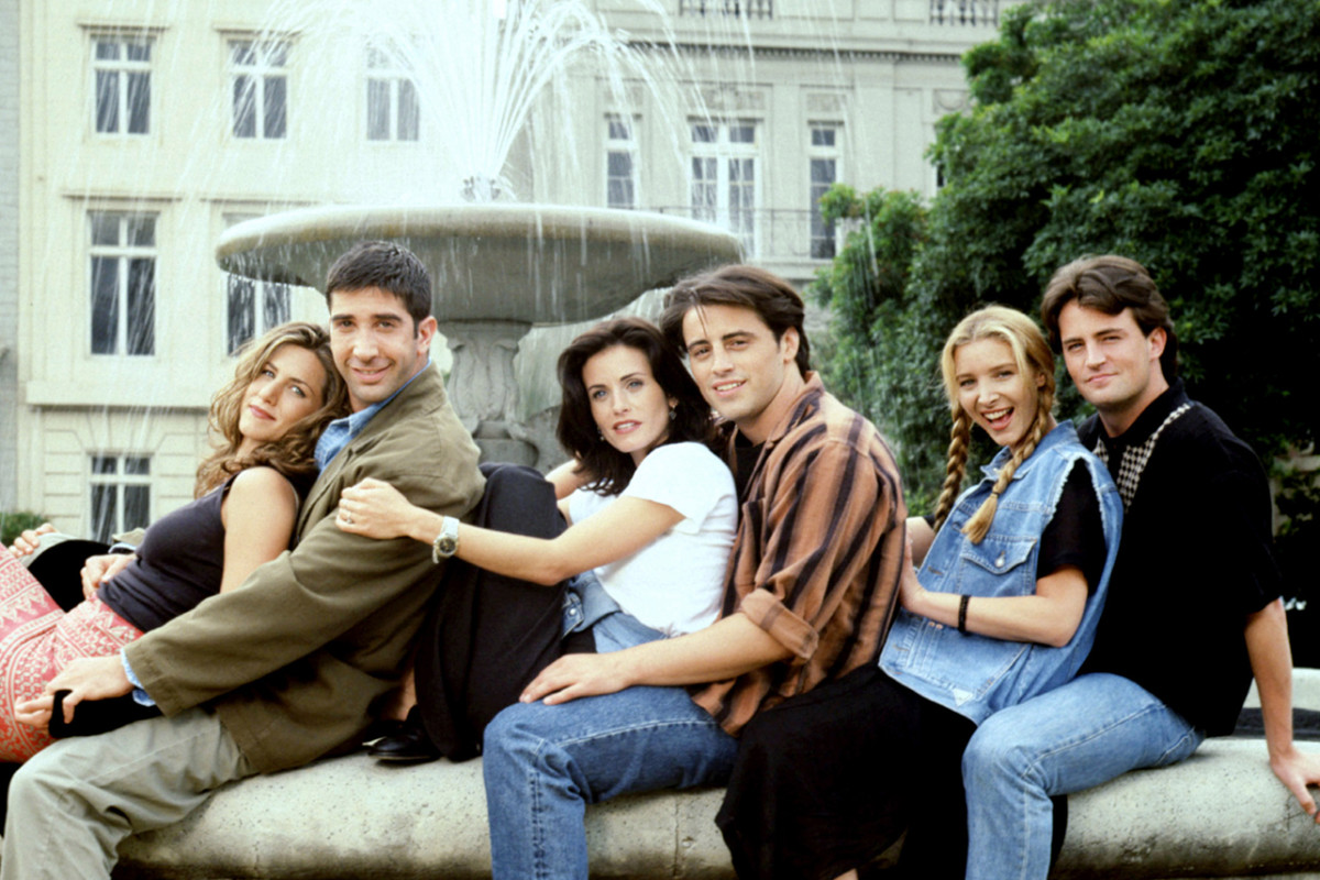'Friends' Reunion Special Postponed Again at HBO Max