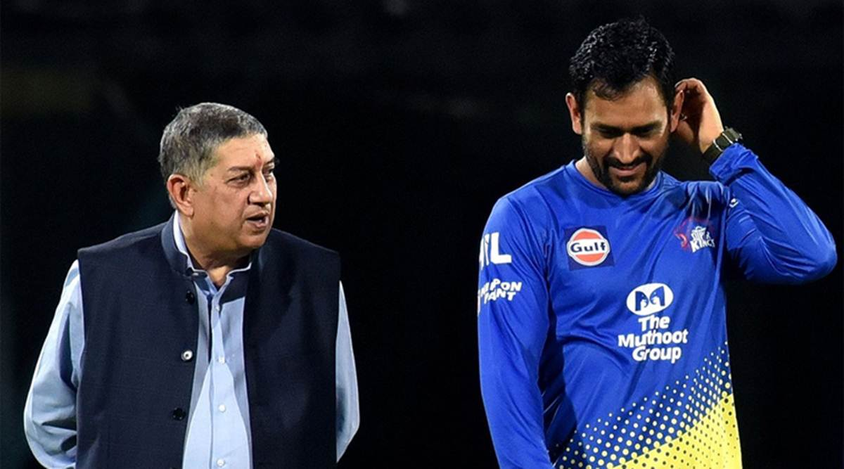 'I came and said MS Dhoni would be the captain in 2011': N Srinivasan