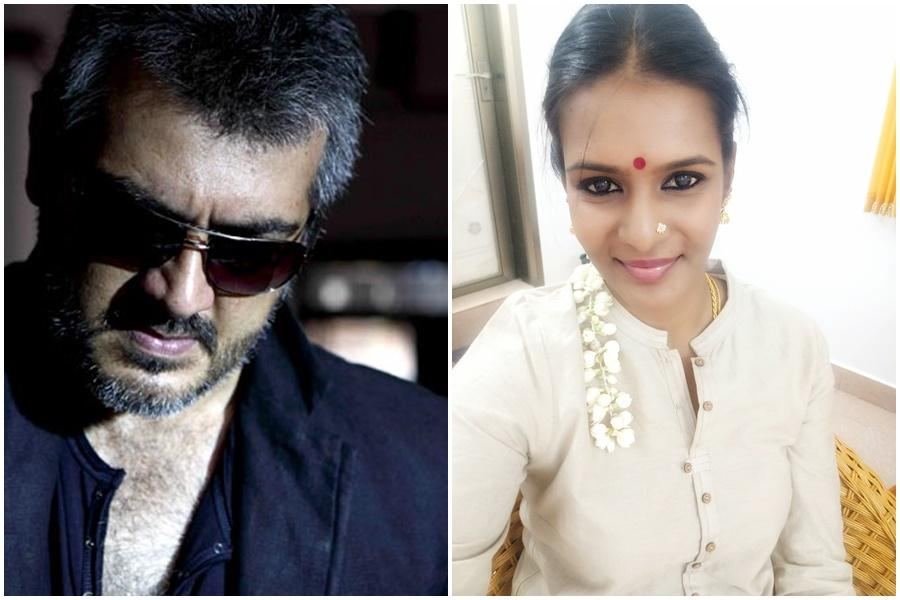 Meera Mitun on Ajith: He is a survivor of nepotism