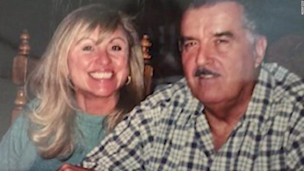 Stacey Nagy's obituary for her late husband, David, condemns Trump and persons who never don masks: 'May karma discover you all'