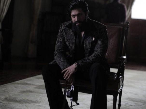 Yash in KGF 2