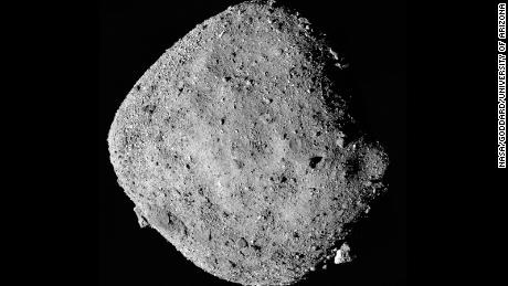 NASA's plan to collect the first sample from an asteroid finds its target