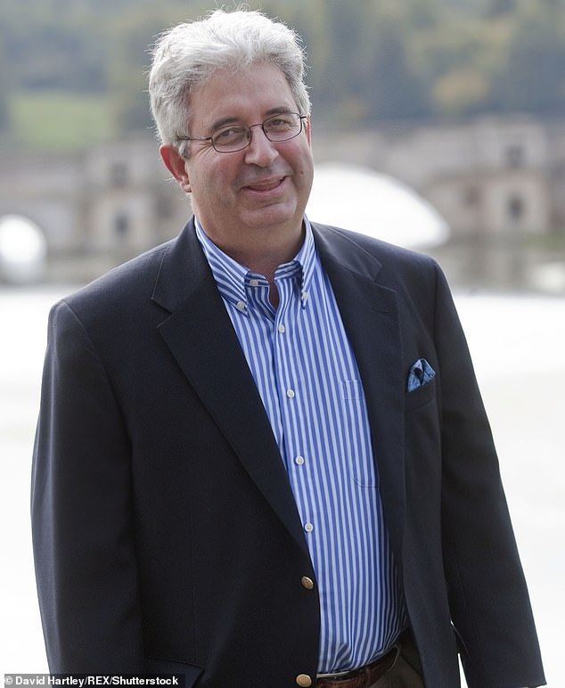 Patrick Jephson was equerry and private secretary to HRH The Princess of Wales from 1988 to 1996