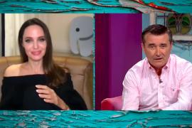 Angelina Jolie praises Barry Keoghan in Virgin Media Ireland appearance