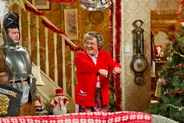 Mrs Brown's Boys star Paddy Houlihan confirms if Christmas special is going ahead as planned