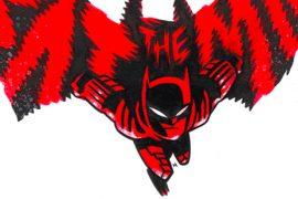 The Batman - Illustrated by Dan Hipp