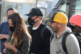 Matt Damon is back: Movie star returns and is living in Dublin mansion ahead of movie shoot