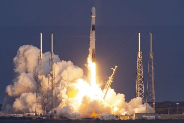 SpaceX launches first polar orbit mission from Florida in decades – Spaceflight Now