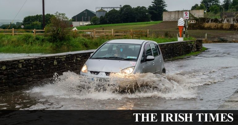 70,000 premises without power after strong winds and downpours overnight
