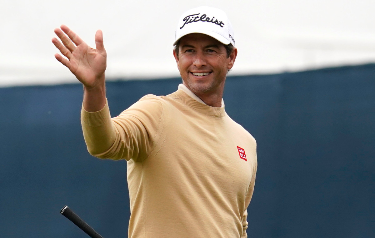 Adam Scott will win second major