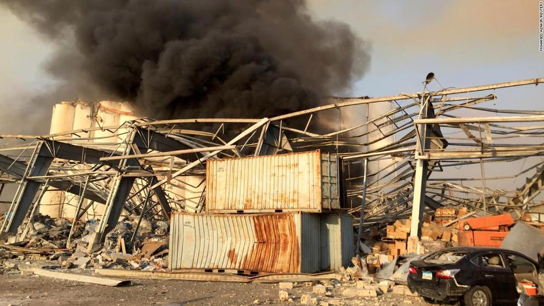 Beirut explosion rocks Lebanon's capital city: Live updates