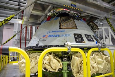 Boeing's Starliner could launch to the space station in December