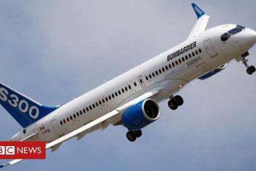 Bombardier: 95 jobs at risk of redundancy