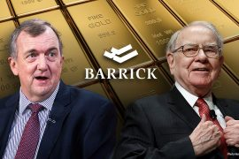 Buffett, Berkshire Hathaway investment is 'ultimate privilege': Barrick Gold CEO