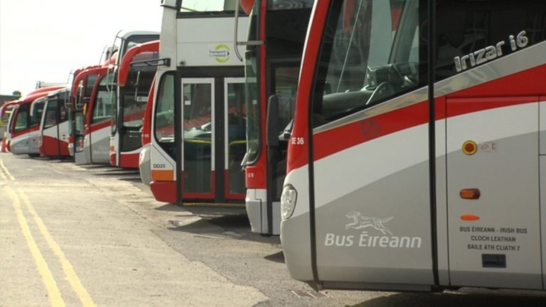 Bus Éireann reviewing 2,100 secondary school bus routes