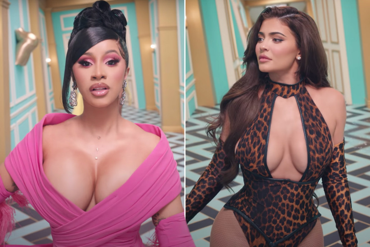 Cardi B defends putting Kylie Jenner in her 'WAP' music video