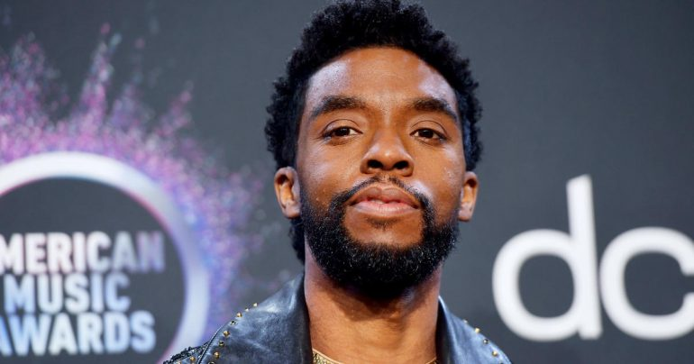 "Chadwick Boseman, ""Black Panther"" star, has died at 43"