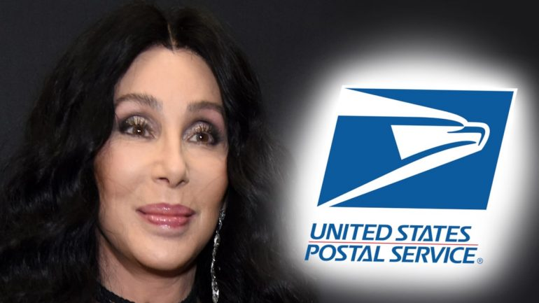 Cher Tries Volunteering at Malibu Post Offices, Gets Denied