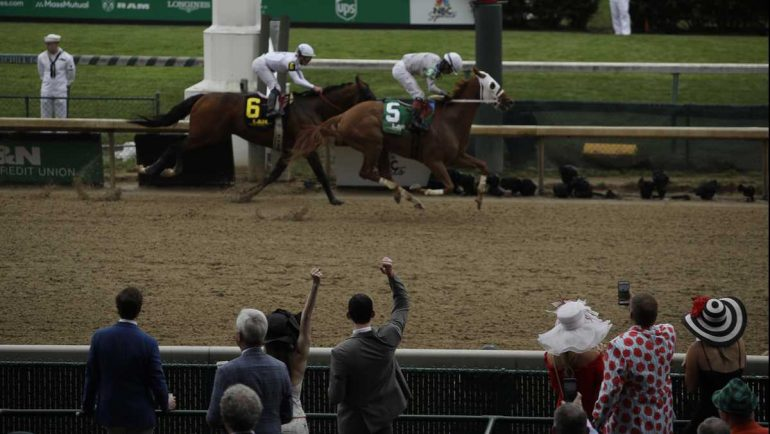 Churchill Downs changes course for Derby, won't allow any fans