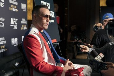 Colby Covington leaning toward 'Natty GOAT' Daniel Cormier to defeat 'great' Stipe Miocic at UFC 252