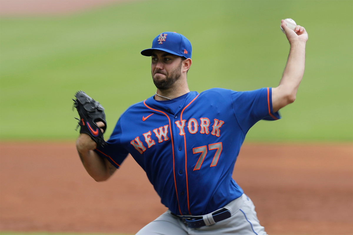 David Peterson shows more Mets promise during chaotic day