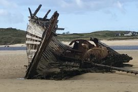 Donegal locals making waves to save iconic fishing boat