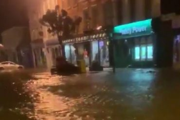 Dozens of homes and businesses damaged in Cork