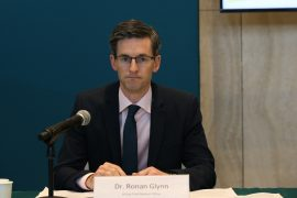 Dr Ronan Glynn defends the latest restrictions on sporting events