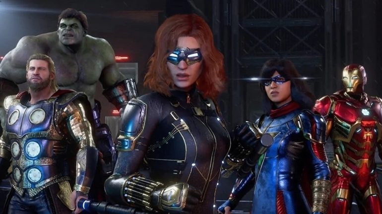 Every post-launch Marvel's Avengers hero will have its own $10 battle pass • Eurogamer.net