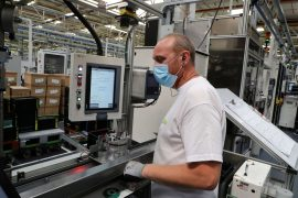 Euro zone business recovery stuttered in August